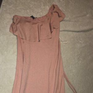 Suzy Shier Beautiful Soft Pink Dress